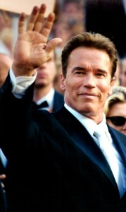 "Arnold ""Success"" Schwarzenegger"
